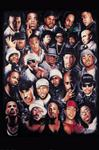 RAP LEGENDS Poster