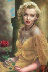 MARILYN MONROE GOTHIC Poster