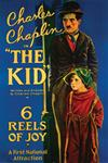 CHARLIE CHAPLIN THE KID Poster - Style C